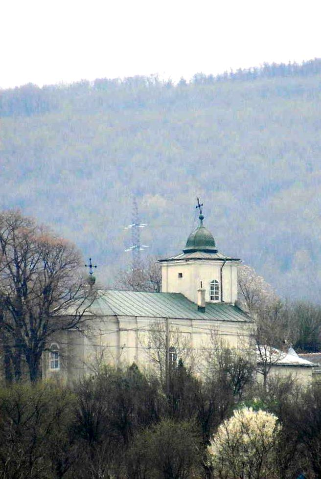 Biserica Nașterea Maicii Domnului